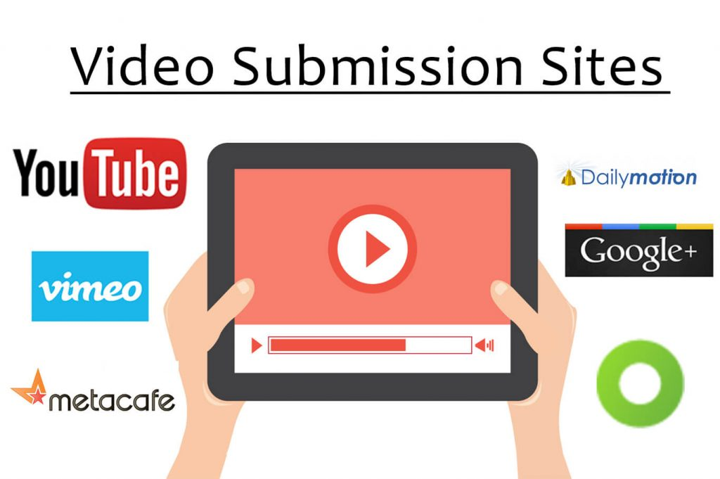 Video Submissions Sites