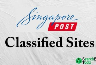 Singapore classifieds sites list