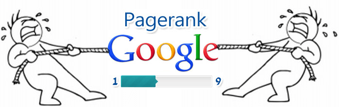 Page rank as a Google Ranking Factor